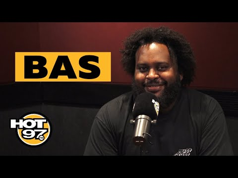 Bas On Recording 'Revenge Of The Dreamers 3', J. Cole & What's REALLY Going Down In Sudan