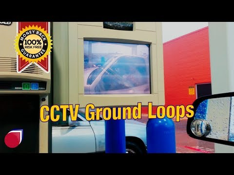 CCTV Video surveillance ground loops brief explanation | SC0076