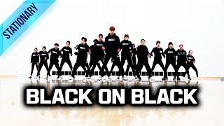NCT2018 - Black on Black Dance Cover Dance Practice