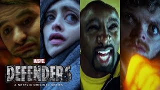 Content Aware Scale - Marvel's The Defenders | Official Trailer