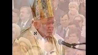 Jan Paweł II 1997 Kalisz Homilia cz 1/4