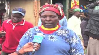 Kaptarakwa village mourns their former MP Nicholas Biwott