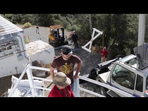 APF 2.4-m MIrror Aluminizing 2016-09-30