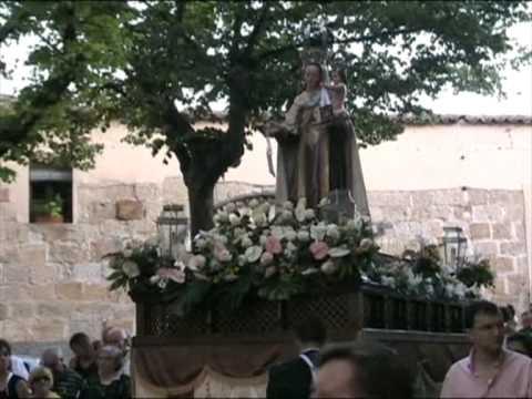 Virgen del Carmen Zamora 2009