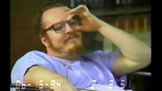 Larry Flynt vs Jerry Falwell funny deposition footage from 06-15-1984