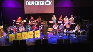 Soulrebels Bigband at Meerjazz: Senor Blues