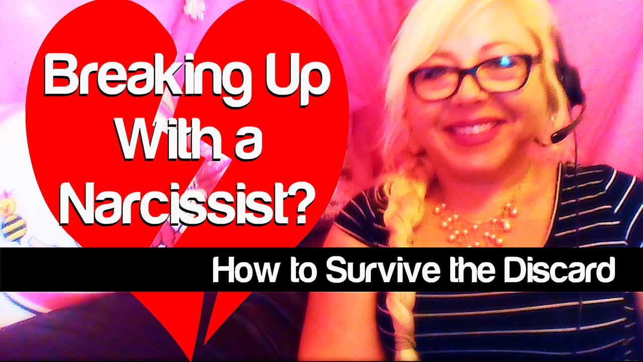 Survive the Discard: Breaking Up With a Narcissist | QueenBeeing