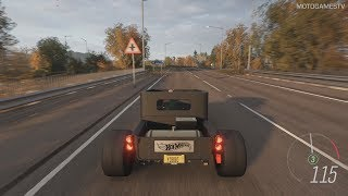 Forza Horizon 4 - 2011 Hot Wheels Bone Shaker Gameplay