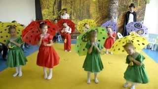 Праздник Осени в Школе Активного Ребенка
