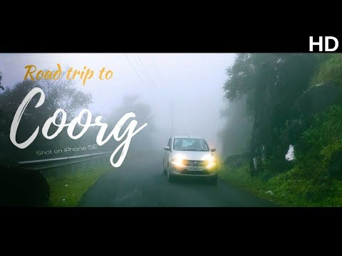 Coorg Travel video - The Scotland of India | Karnataka | monsoon  | Shot on iPhone