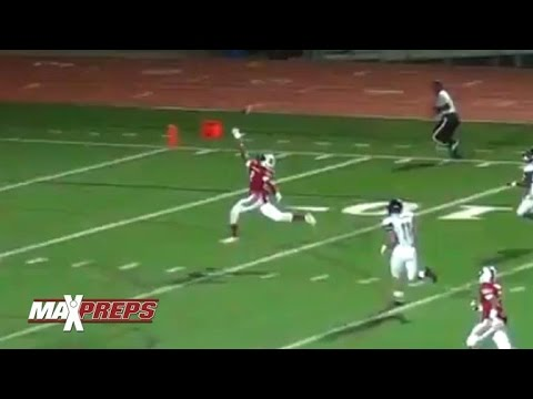 Georgia Commit Reels In The ONE-HANDED TD - #MPTopPlay