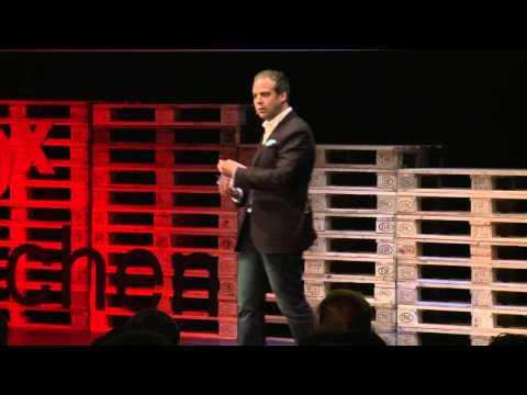 "Landscape of innovation: Andy Goldstein at TEDxMünchenSalon ""The Art of Design"""