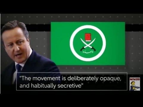 Cameron bows down to Saudi's in Muslim Brotherhood report fudge