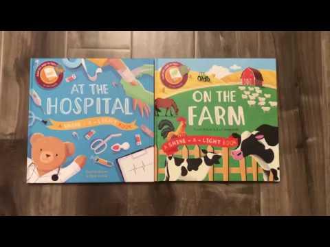 Usborne Shine A Light Books Gorgeous ShineaLight At The Hospital On The Farm Usborne Books More