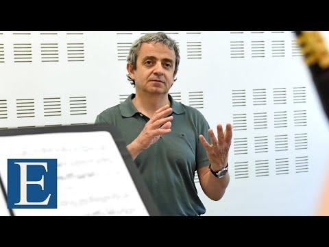 Masterclass de Pascal Moraguès - Clarinete - Brahms: Sonata op 120/2 - Allegro appassionato