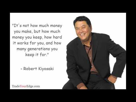 Robert Kiyosaki POWERFUL MOTIVATIONAL Interview How To Be Rich