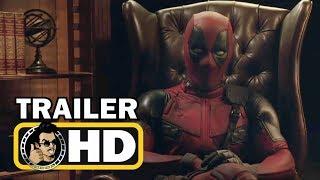 DEADPOOL (2016) Official Teaser Trailer |FULL HD| Ryan Reynolds Marvel Movie