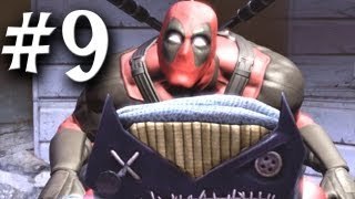 ET PHONE HOME! - Deadpool - Part 9