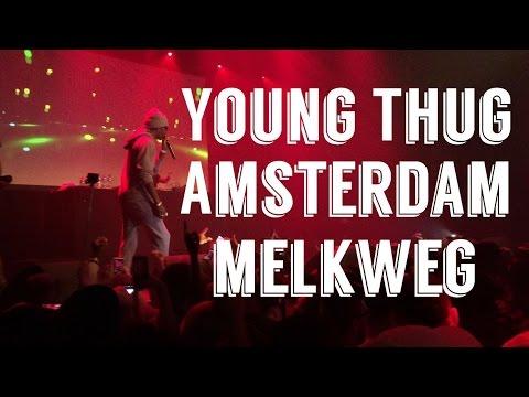 "Young Thug live in Amsterdam ""Melkweg""! HD 1080p"