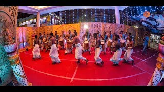 Wedding Dance | Ponnan Peringode Singarimelam Blue Magic | Swetha & Vignesh | Hotel Ramya's Trichy