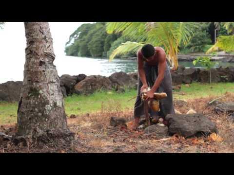 Kosi Latu, Director General of SPREP: Climate Change & the Pacific