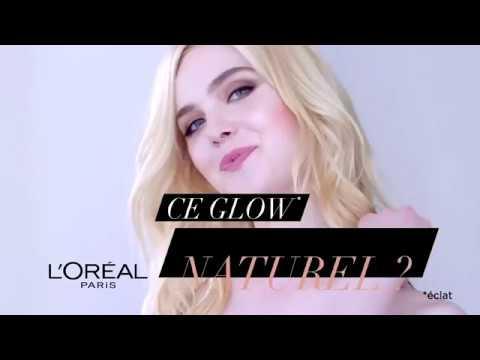 Vidéo Pub TV – Glow mon amour L'OREAL