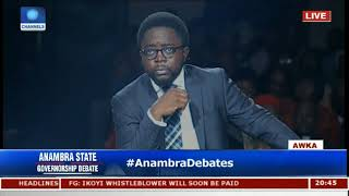 Anambra Governorship Debate Pt 9