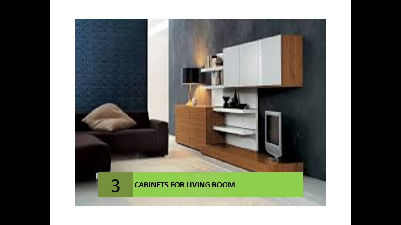 Living Room Cases living room cases & cabinets - youtube