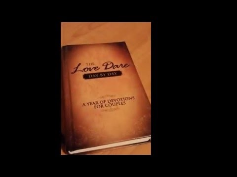 DAY 8 Love Dare