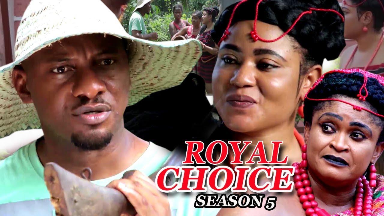 Download The Royal Choice Season 5 - 2018 Latest Nigerian Nollywood Movie Full HD