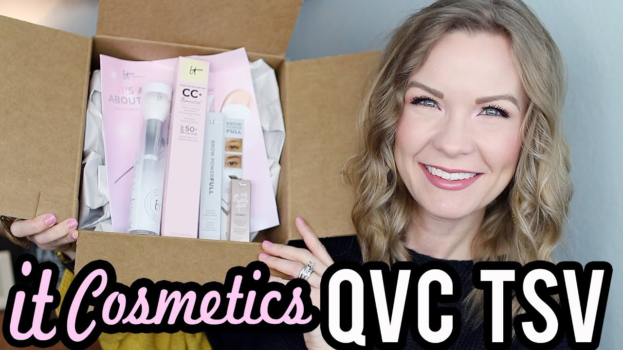 IT Cosmetics QVC TSV - IT's All About You! Your Customer Favorites  Collection! | LipglossLeslie