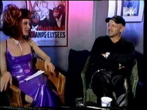 Simone Angel Interviews Junior Vasquez (1998) Part2