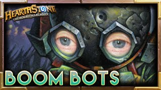Hearthstone | Boom Bot Moments