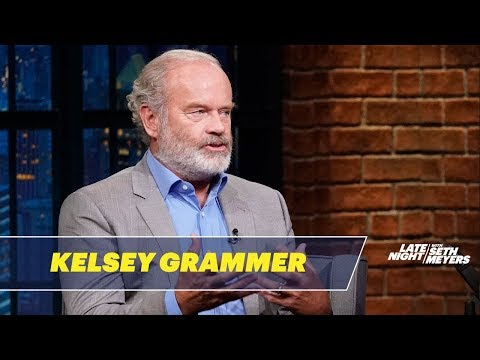 Kelsey Grammer's Boat Had a Ridiculous Name