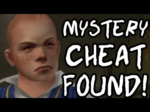 BULLY: Mysterious NEW Cheat Code Discovered!! (PlayStation ONLY - Analysis)