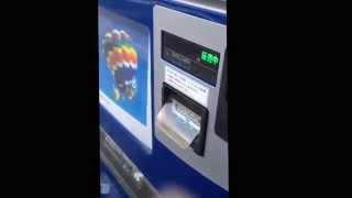 自動販売機では旧1000円札と100円札は使えません‼︎