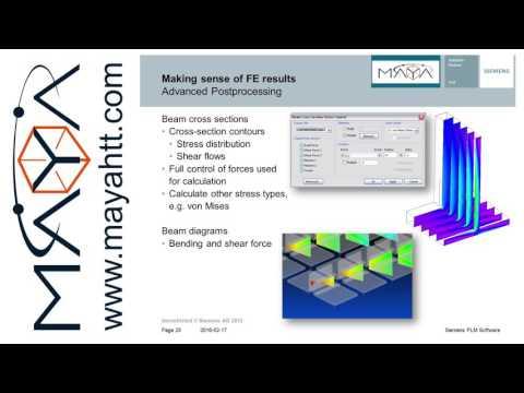 Modernize Your Simulation Process - Making Sense of FE Results