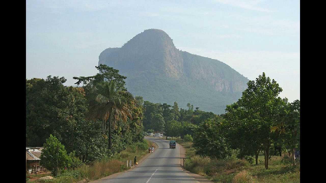 Guinée beaux paysages - hôtels hébergement voyage voile ...Les Ondes De Guinee