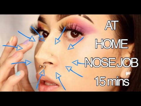 VIRAL ASIAN NOSE TREND!?!
