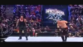 WrestleMania 20 - Kane vs. Undertaker - Highlights