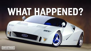 What the hell happened to the Ford GT90?