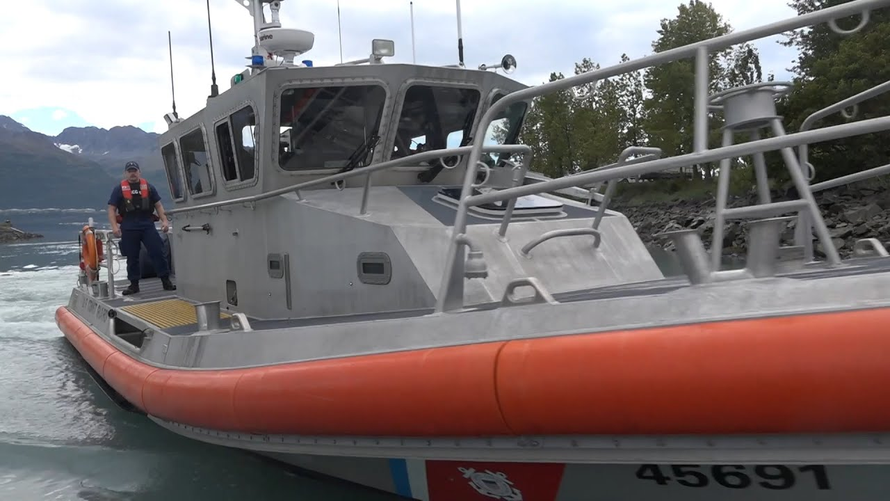U.S Coast Guard • Alaska Missions Highlights • 2020