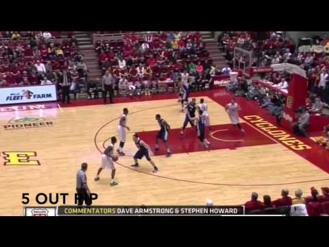 Iowa State 5 Out Series Fred Hoiberg