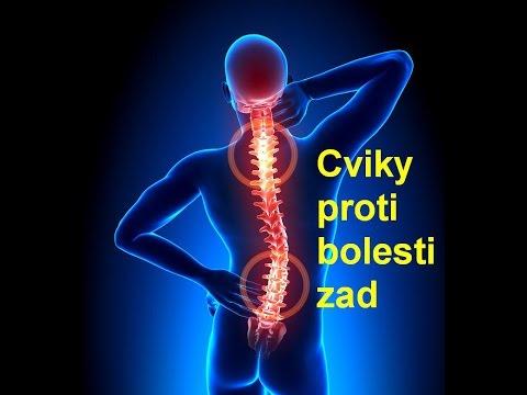 10 protahovacích cviků proti bolesti zad (bederní páteře) Bolest chrbta ,na chrbticu , joga