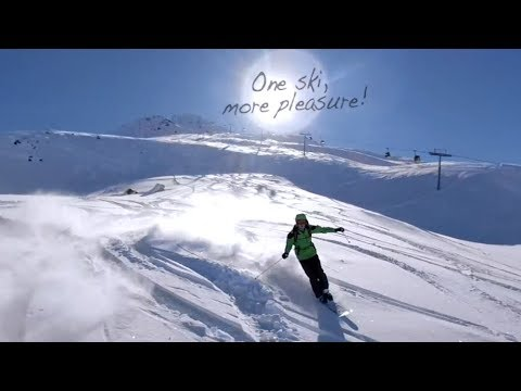 Monoski - !!! One Ski, More Pleasure !!! - France 2K18