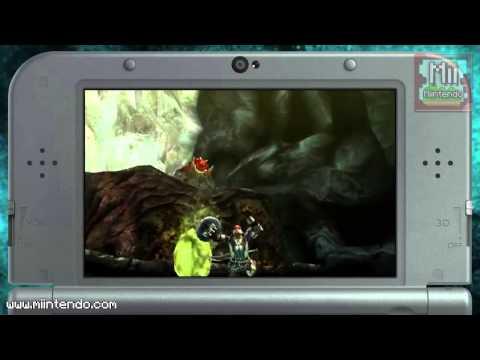 3DS - Monster Hunter 4 Ultimate - Video Reseña en español