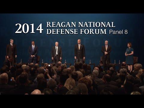 Reagan National Defense Forum (Panel 8) — 11/15/14