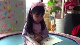 [튼튼영어 모델회원] 장서율(6세)의 스토리텔링!