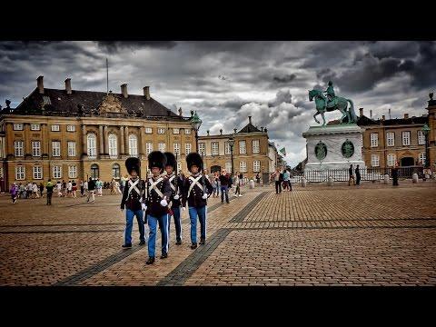 Denmark, Copenhagen, Amalienborg Palace -Trip to Norwegian Fjords - part 47 -Travel,calatorii,vlog