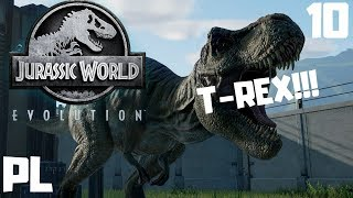 Jurassic World Evolution PL to idealna gra dla fanów strategii, din...